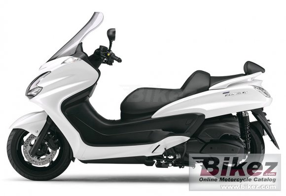 2011 Yamaha Grand Majesty 400