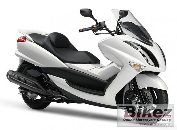2011 Yamaha Majesty 250