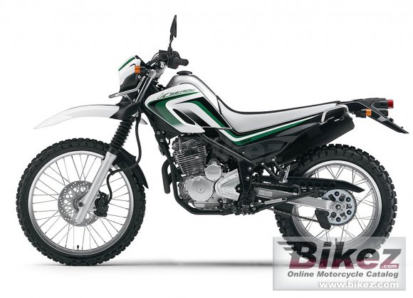 2011 Yamaha Serow 250