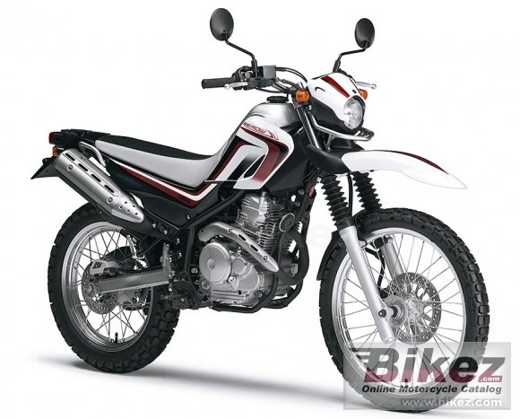 2011 Yamaha Serow 250 photo