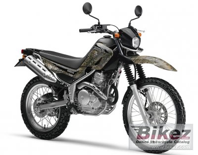 2011 Yamaha Serow 250 25th Anniversary Special photo