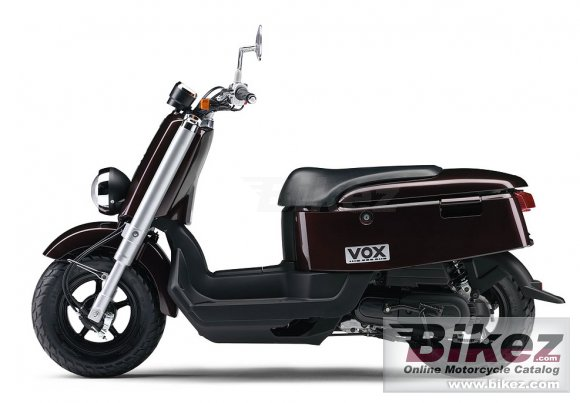 2011 Yamaha Vox Deluxe photo