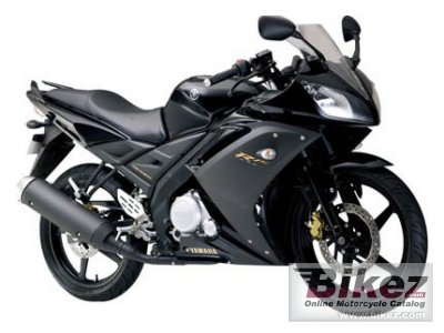 2011 Yamaha YZF15 photo