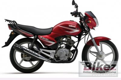 2011 Yamaha Alba 110
