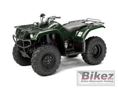 2011 Yamaha Bruin 350
