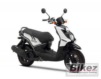 2011 Yamaha BWs