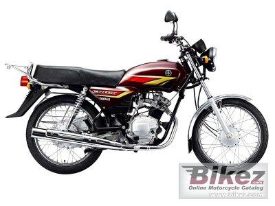 2011 Yamaha Crux R