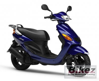 2011 Yamaha Grand Axis 100