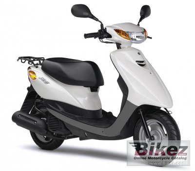 Hypermoderne 2011 Yamaha Jog specifications and pictures DU-55