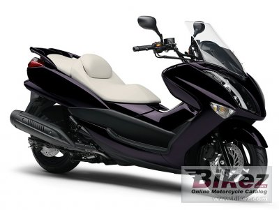 2011 Yamaha Majesty 250 specifications and pictures