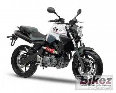 2011 Yamaha MT-03