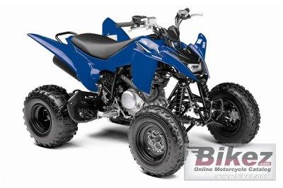 2011 Yamaha Raptor 125