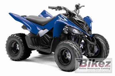 2011 Yamaha Raptor 90