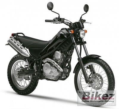 2011 Yamaha Tricker