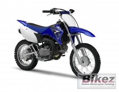 2011 Yamaha TT-R110E