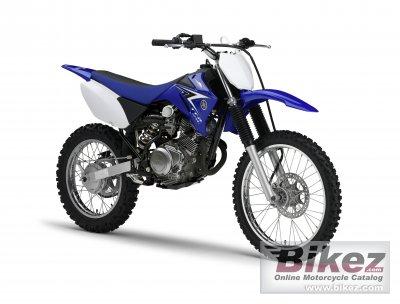 2011 Yamaha TT-R125