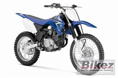2011 Yamaha TT-R125LE