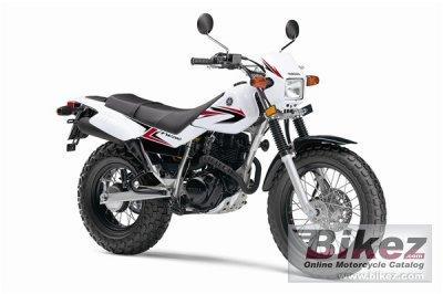 2011 Yamaha TW200