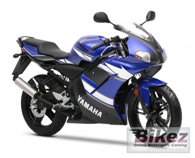 2011 Yamaha TZR50