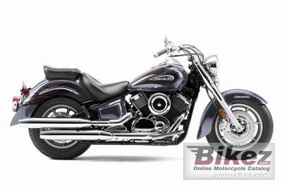 2011 Yamaha V Star 1100 Classic