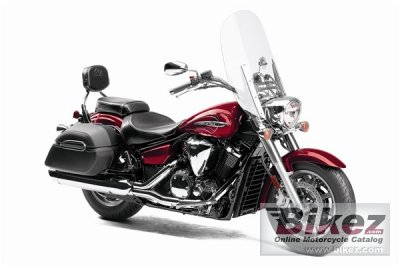 2011 Yamaha V Star 1300 Tourer