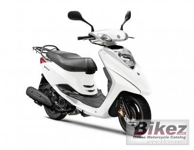 2011 Yamaha Vity