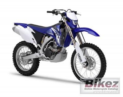 2011 Yamaha WR250F