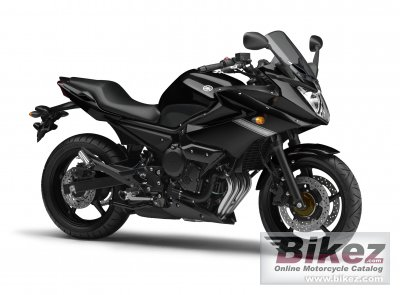 2011 Yamaha XJ6 Diversion ABS