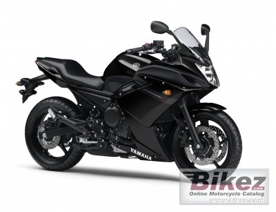 2011 Yamaha XJ6 Diversion F ABS