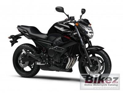 2011 Yamaha XJ6