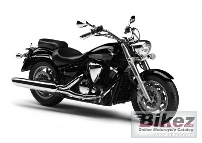 2011 Yamaha XVS1300A Midnight Star
