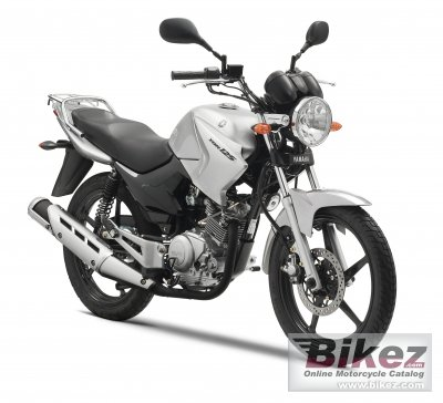 2011 Yamaha YBR125