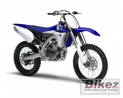 2011 Yamaha YZ450F specifications and pictures