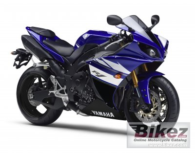 2011 Yamaha YZF-R1 specifications and pictures