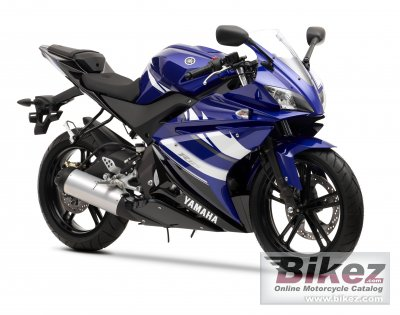 2011 Yamaha YZF-R125