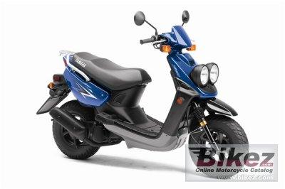 2011 Yamaha Zuma