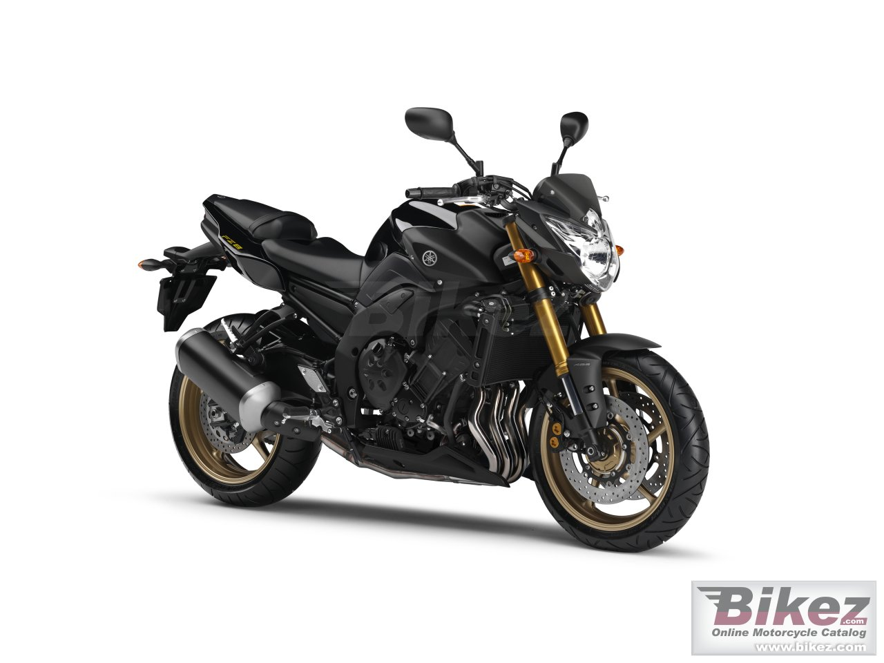 Big Yamaha fz8 picture and wallpaper from Bikez.com
