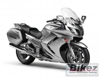 2012 Yamaha FJR1300A photo