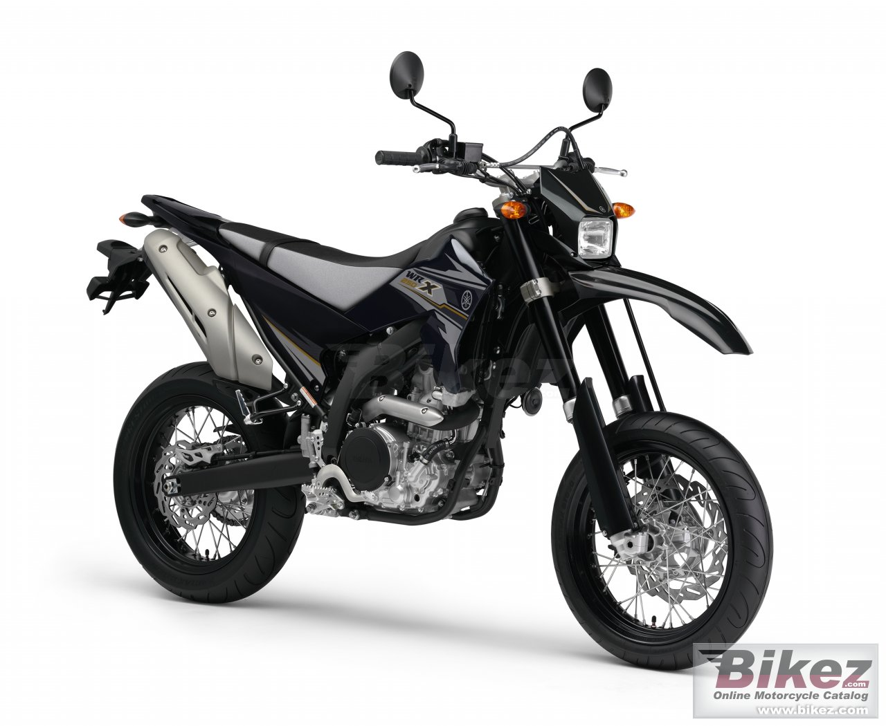 Big Yamaha wr250x picture and wallpaper from Bikez.com