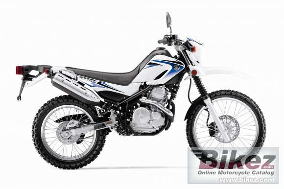 2012 Yamaha XT250 photo