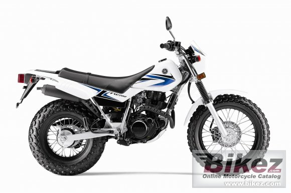 2012 Yamaha TW200 photo
