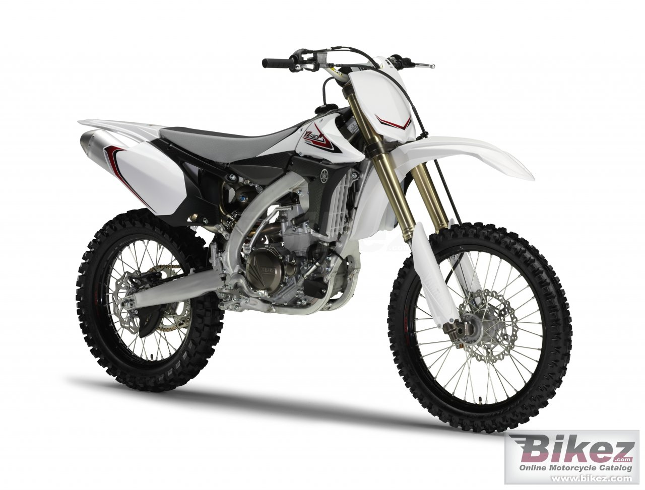 Big Yamaha yz450f picture and wallpaper from Bikez.com