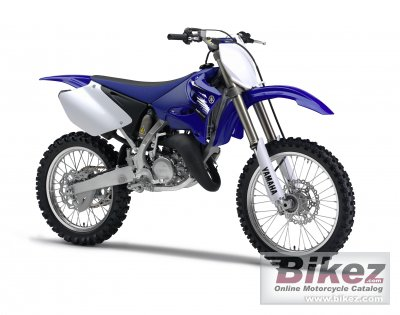 2012 Yamaha YZ125 photo