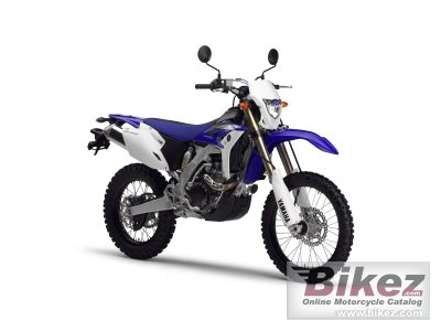 2012 Yamaha WR450F photo