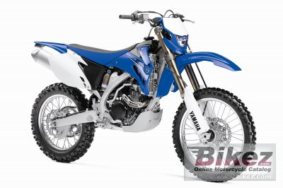 2012 Yamaha WR250F photo