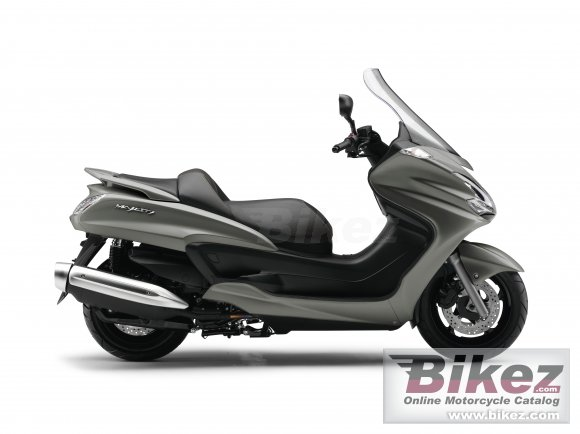 2012 Yamaha Majesty photo