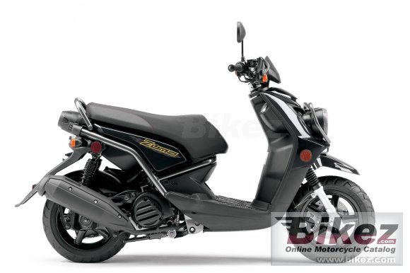 2012 Yamaha Zuma 125 photo