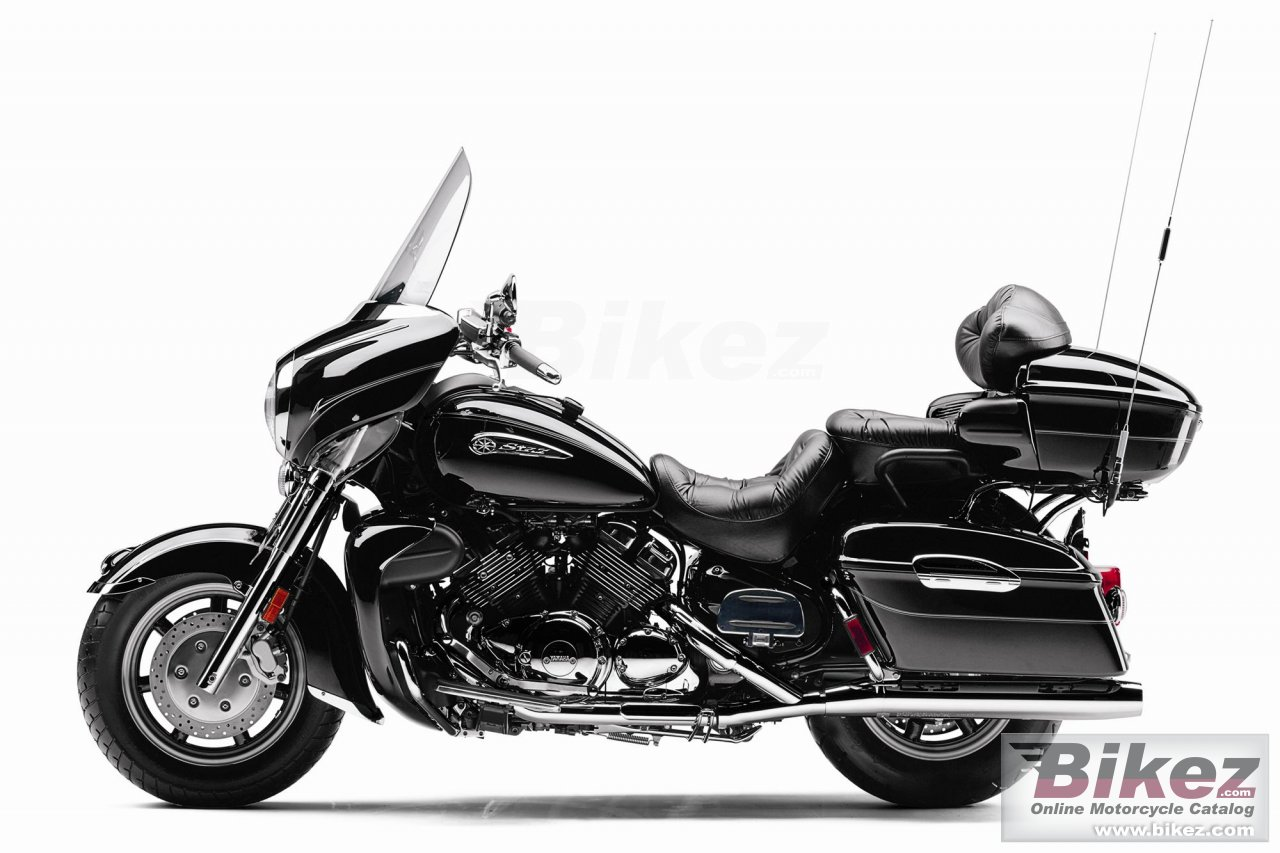 Big Yamaha royal star venture s picture and wallpaper from Bikez.com