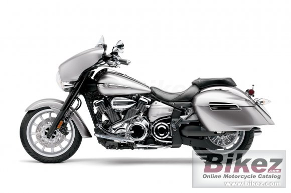 2012 Yamaha Star Stratoliner Deluxe photo