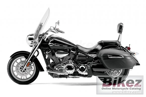 2012 Yamaha Star Stratoliner S photo